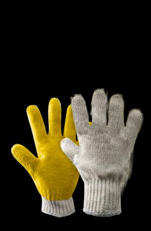 GUA1003 - Guante Japones Palma Amarilla
